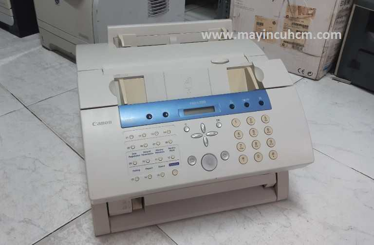 Máy fax Canon L220 cũ