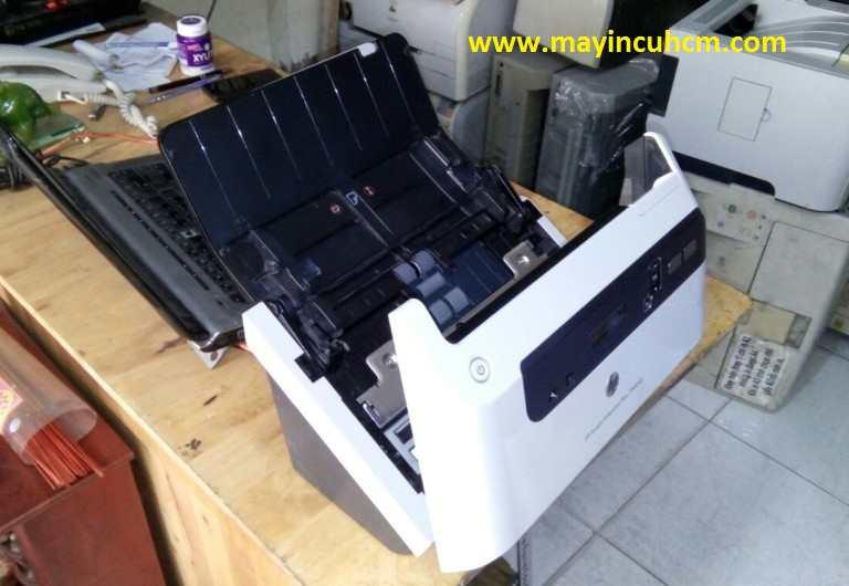 Hướng dẫn vệ sinh máy Scan hp 5000s2, 7000s2