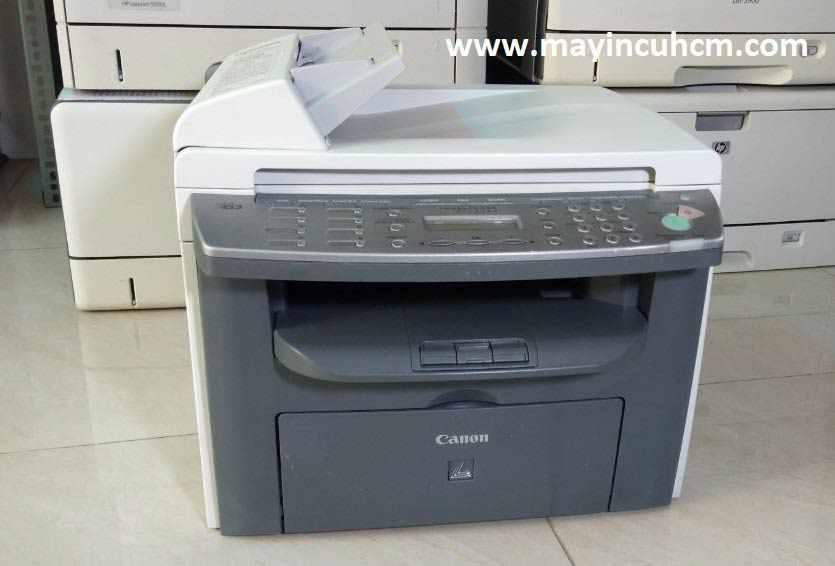 Máy in Canon Mf 4350d cũ