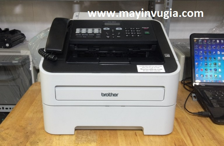 Máy in Brother Fax 2840 cũ