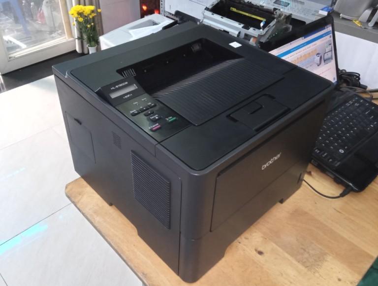 Hướng dẫn cài đặt, sử dụng Brother Hl 6180dw trên PC và Điện thoại