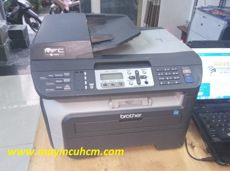 Máy in Brother Mfc 7840N cũ